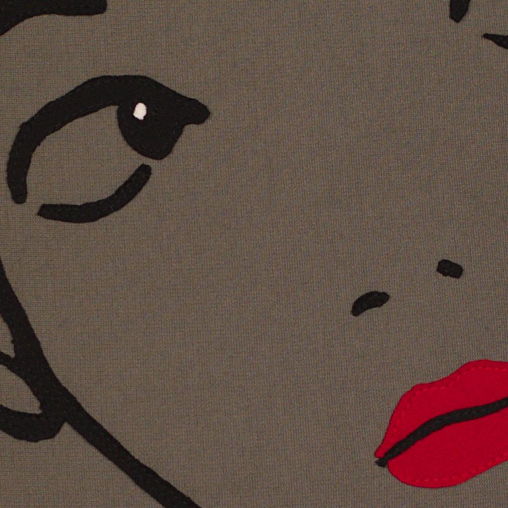 Dekokissen Audrey - Detailabbildung