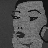 Dekokissen Lolita - Ausschnitt