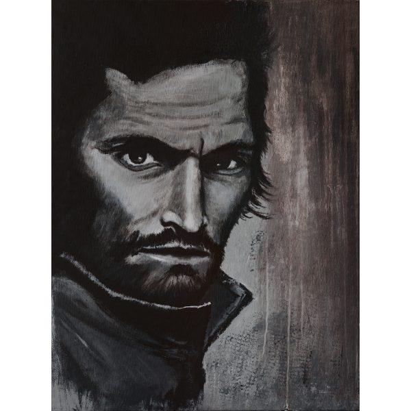 Bild Leonardo Xl Kunstdruck Auf Leinwand Nela S Atelier
